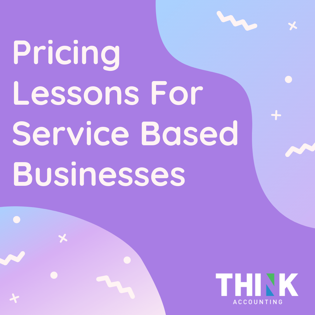 Pricing Lessons