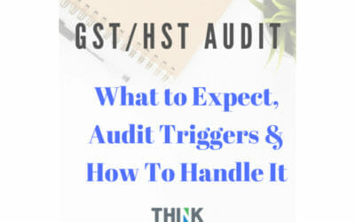 GST/HST Audit – What To Expect, Audit Triggers & How To Handle It